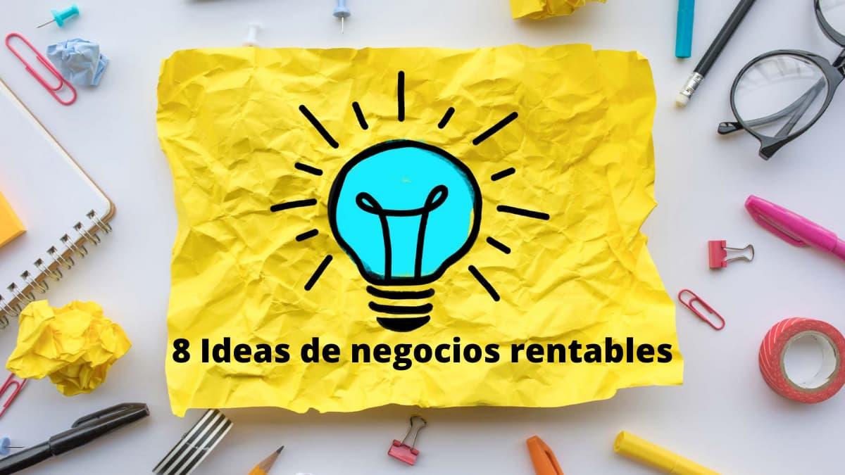 Con creatividad se pueden impulsar negocios rentables con inversión mínima