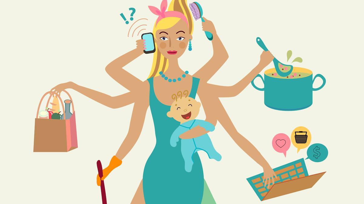 Ser mamá y emprendedora en tiempos de pandemia