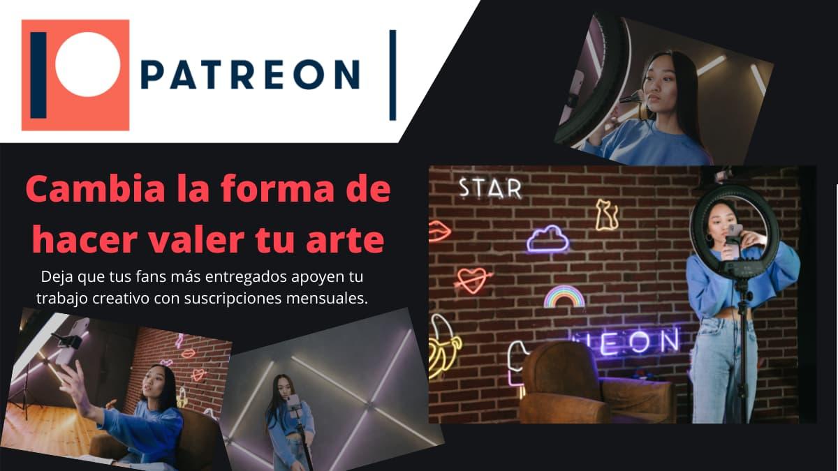 DEFINICION DE PATREON