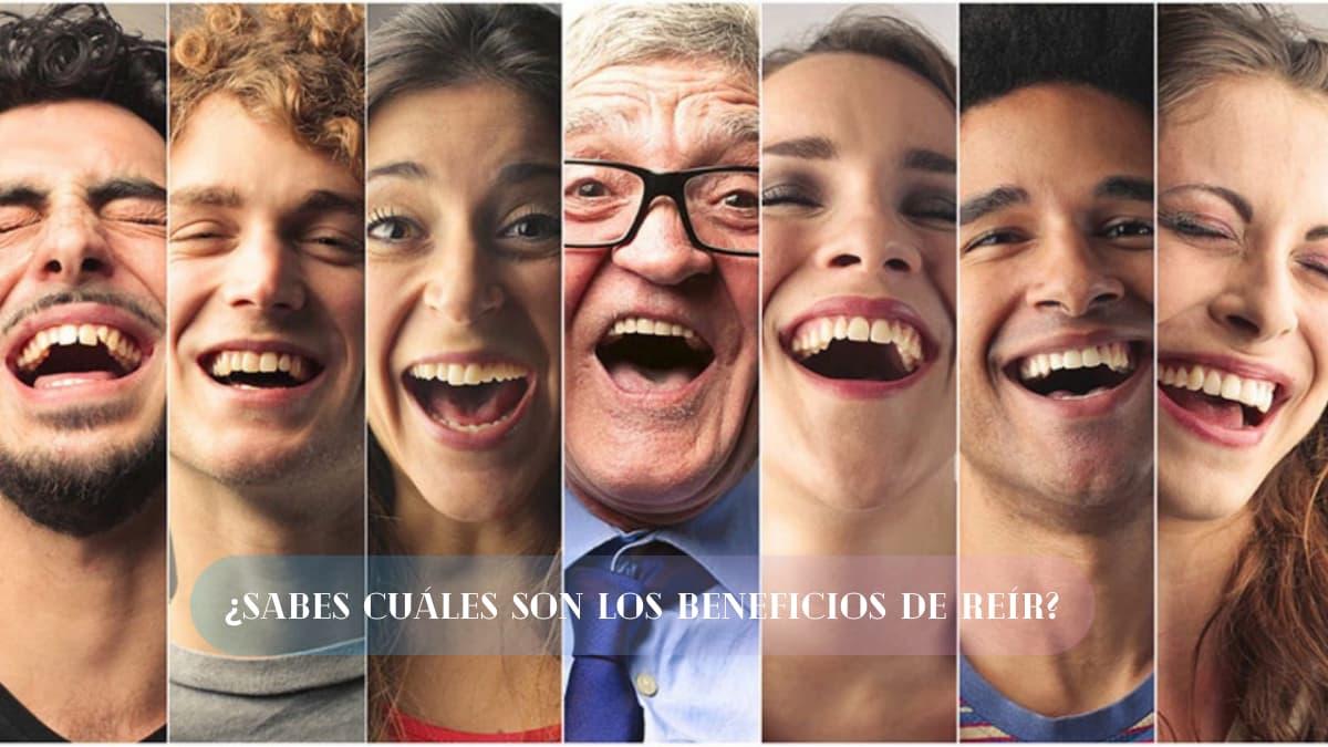 beneficios de la risa a la salud