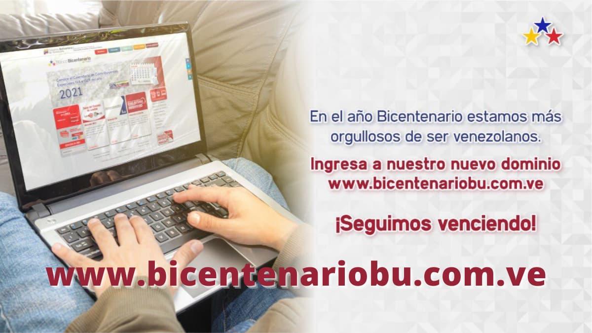 bicentenario estrena nueva url dominio