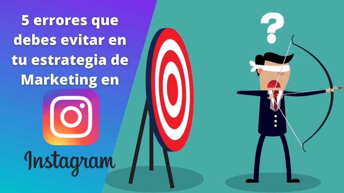 errores al publicar en instagram