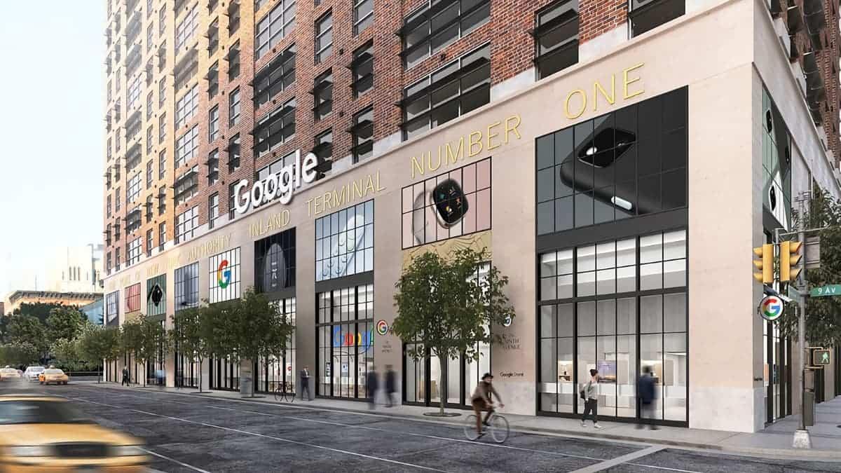 Google contará con una tienda física