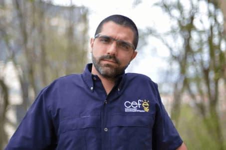 Juan Moya Director de CEFE Venezuela
