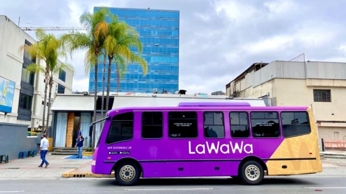 La Wawa una alternativa para trasladarse en Caracas