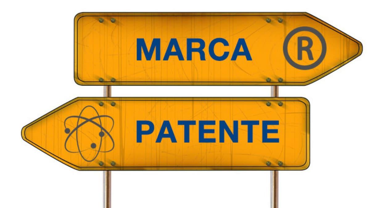 marca y patente
