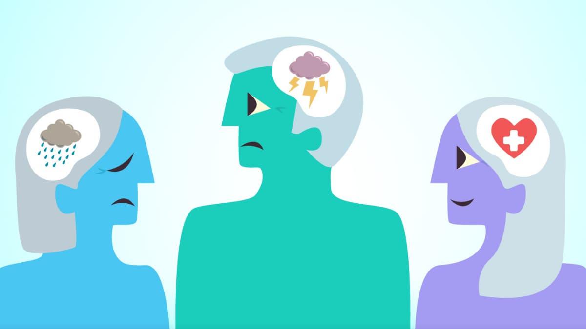 Cuidar la salud mental de los adultos mayores es tarea de todos