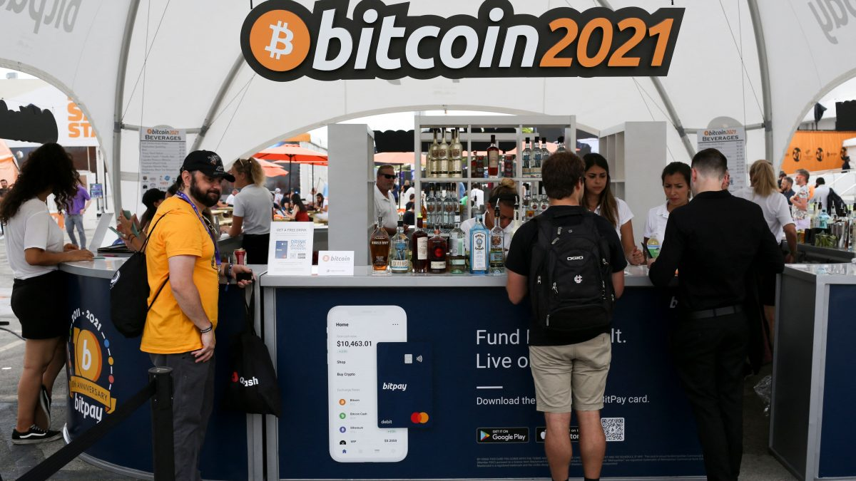 Conferencia Bitcoin 2021