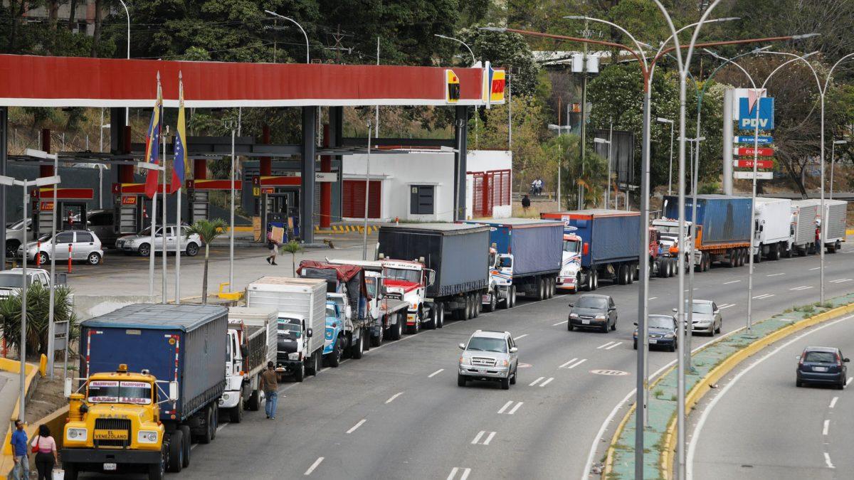 90% Empresas reportan fallas en abastecimiento de combustible