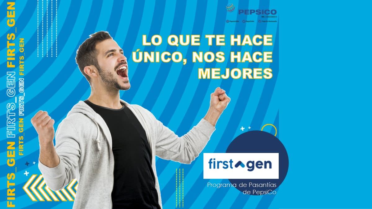First-Gen-pepsico jovenes