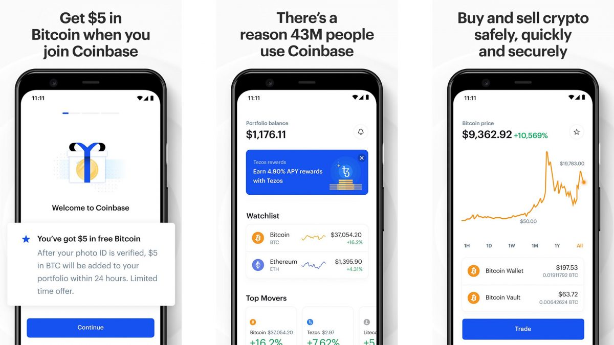 Google Pay y Apple Pay ´podrán cancelarse desde Coinbase