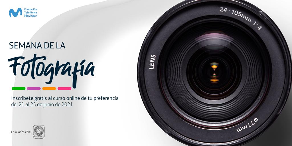 Movistar y AVECOFA celebran la semana de la fotografía