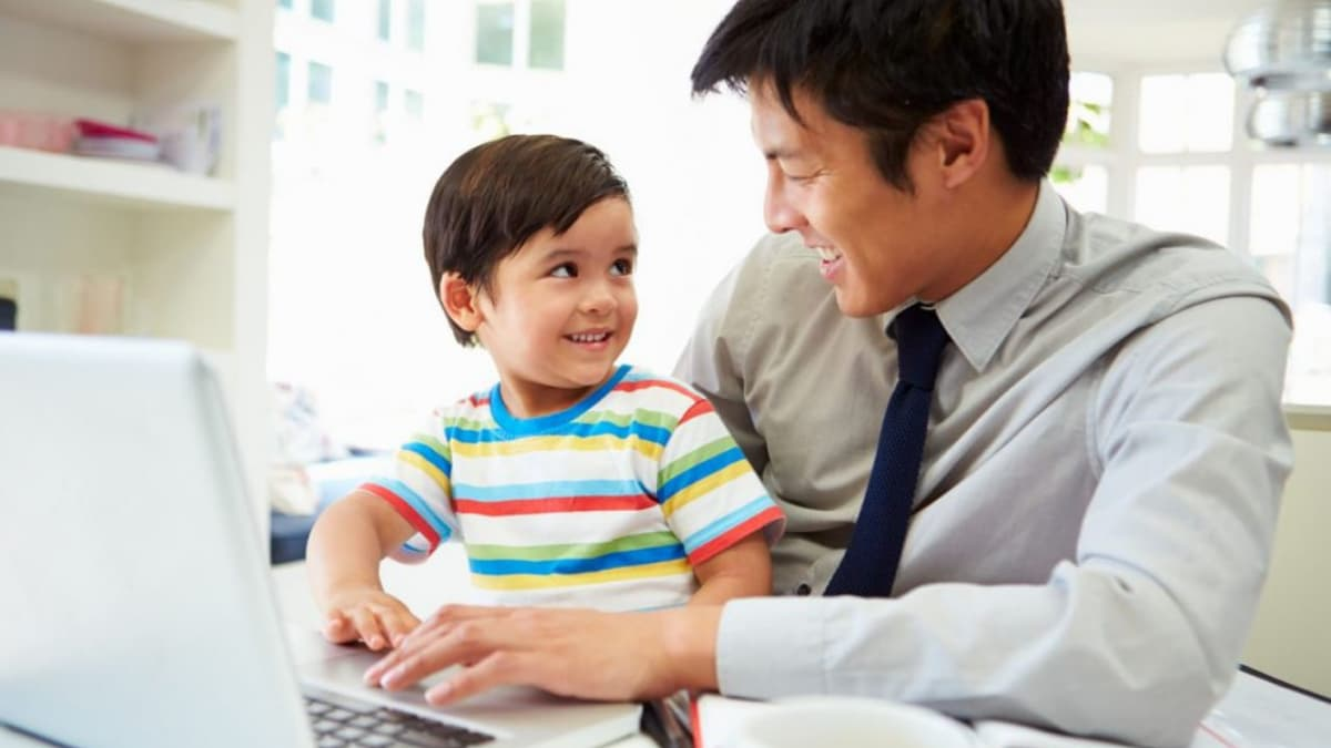 Razones para ser papá emprendedor
