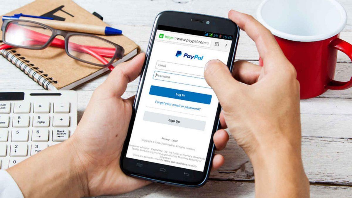 Te mostramos cómo crear una cuenta en Paypal