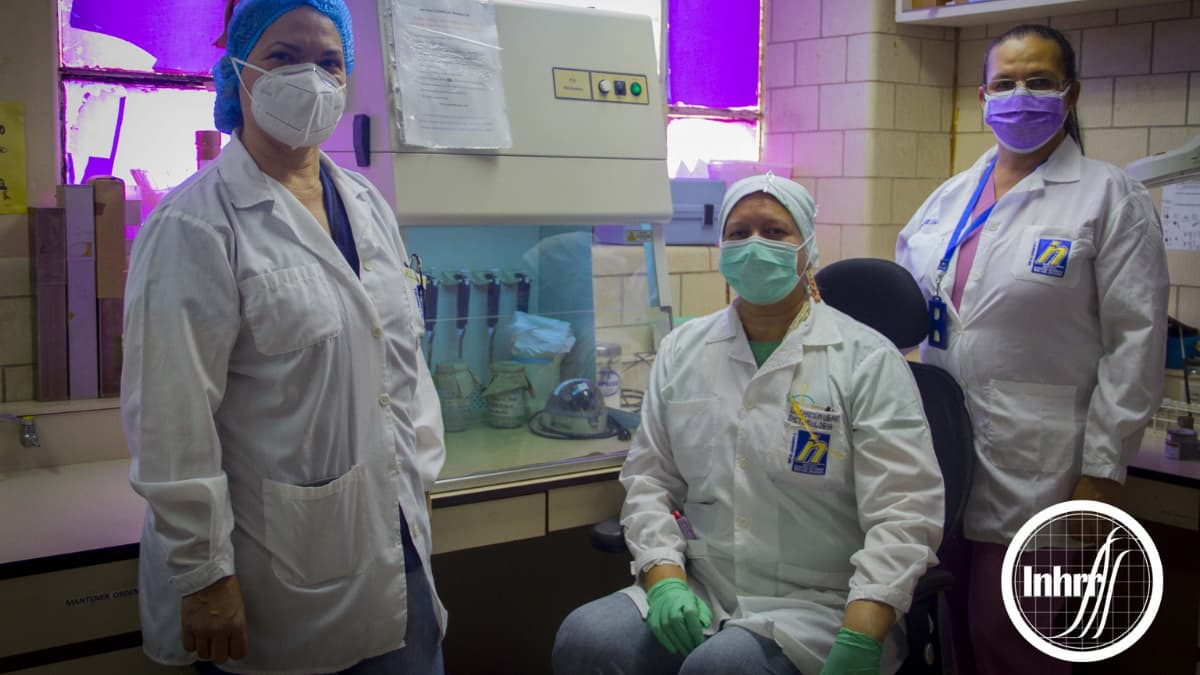 Las científicas lograron un gran avance con esta investigación en el campo de la bacteriología
