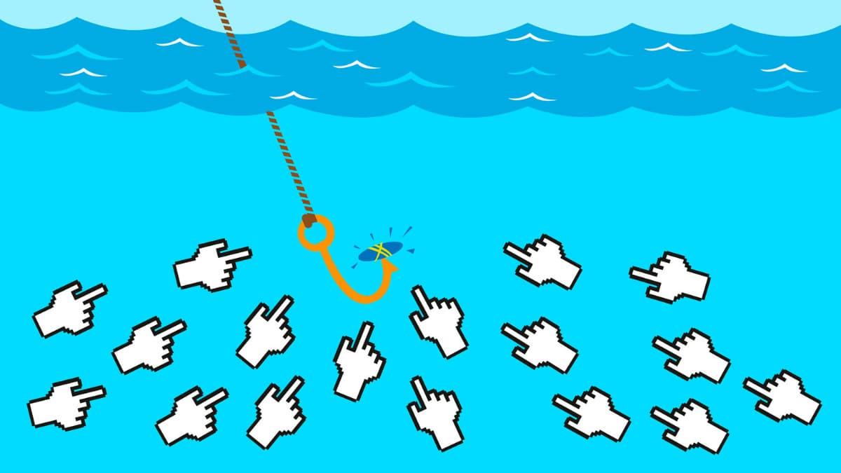 Click bait la oferta engañosa que inunda internet