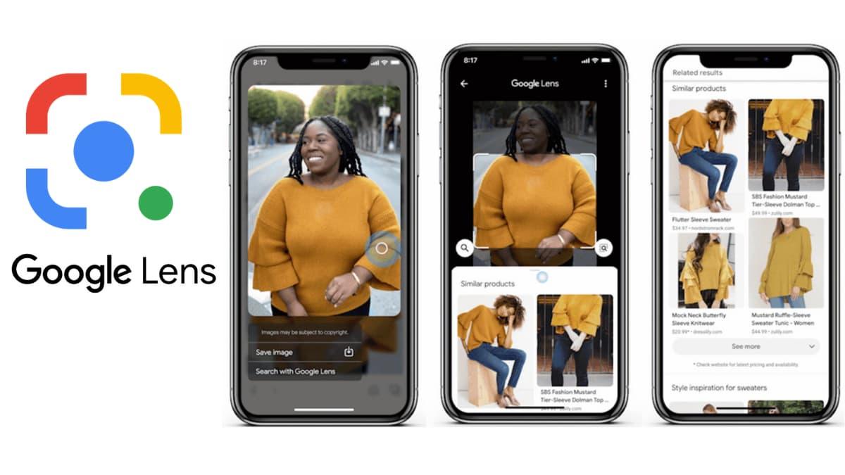 Google Lens una App multifuncional