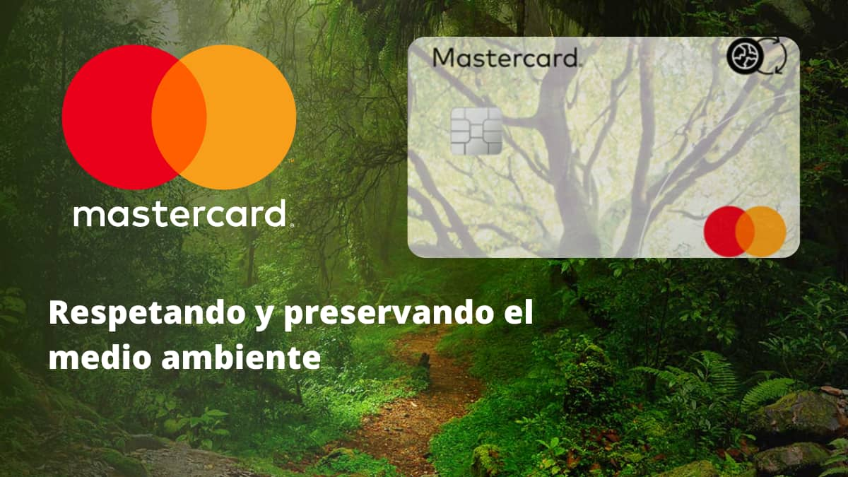 Mastercard apuesta al reciclaje