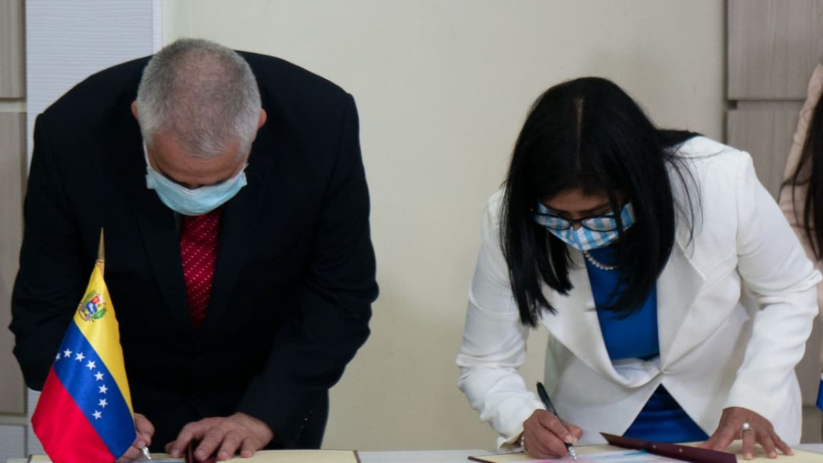 Venezuela firmó el acuerdo para adquirir vacunas Abdala