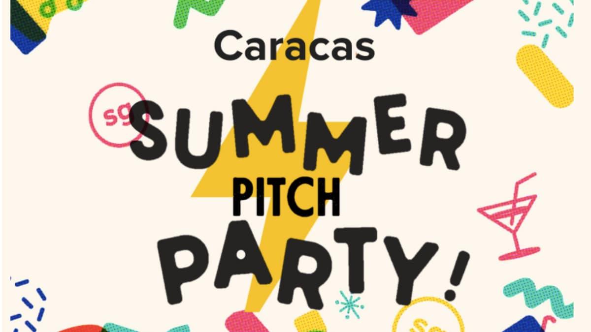 summer-pitch-party-la-cita-que-emprendedores-tendran-con-inversionistas-en-caracas
