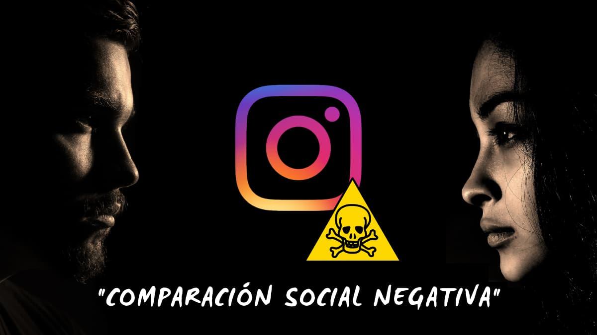 Comparación Social Negativa