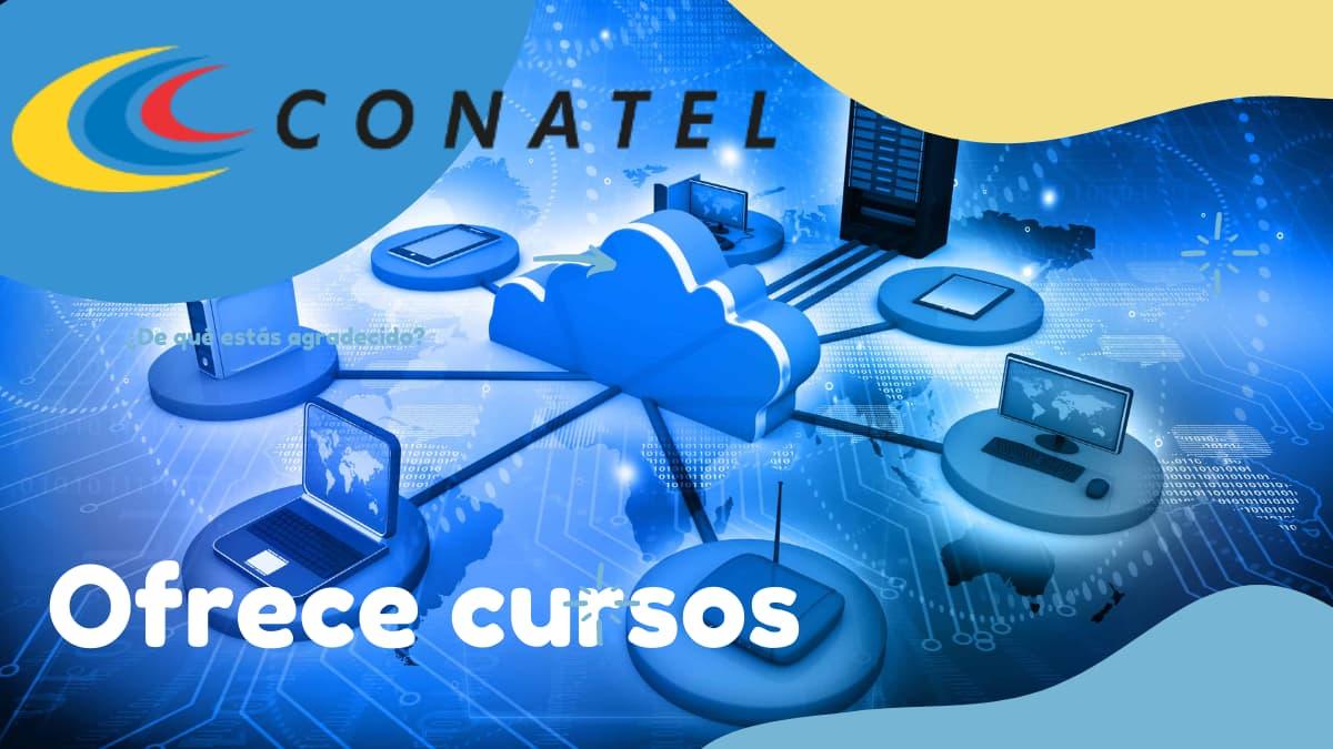 conatel ofrece cursos