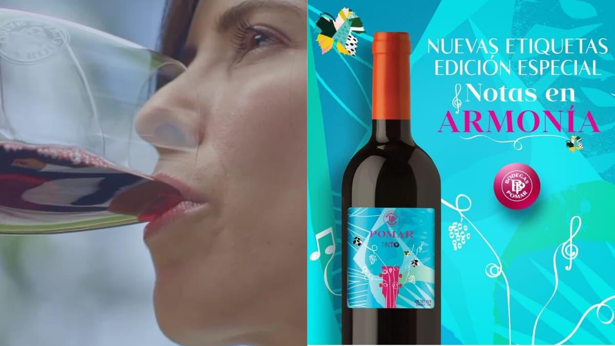 nueva etiqueta vinos promar